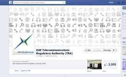 UAE communications watchdog issues morality guidelines for Facebook