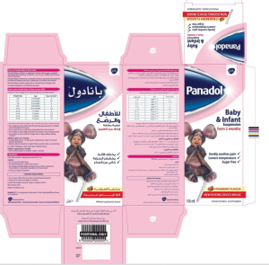 Incorrect dosages printed on packaging for distribution across Middle East